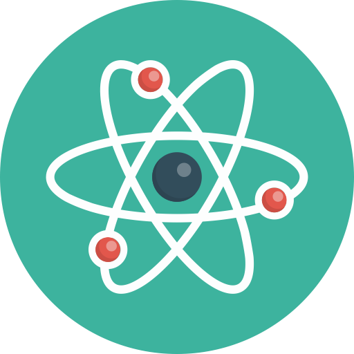 Atom Icon Png And Vector For Free Download