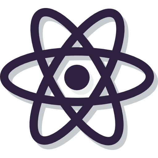 Atom, Atomic, Physics, Education, Science, Nuclear Icon