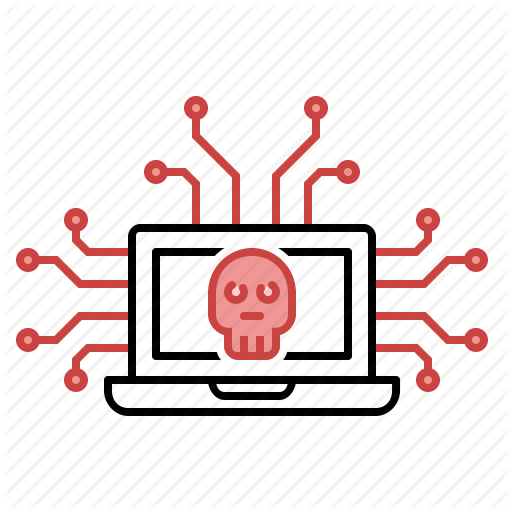 Attack, Connection, Cyber, Data, Device, Hack, Network Icon