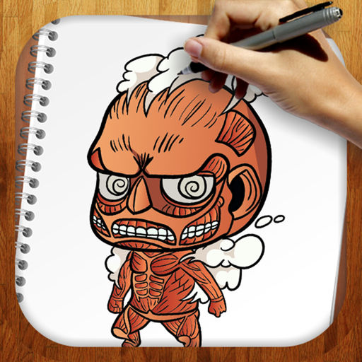 Easy To Draw Attack On Titan Version