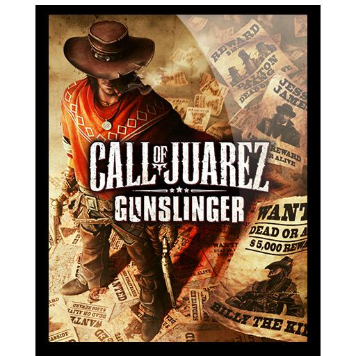 Icon Call Of Juarez Gunslinger