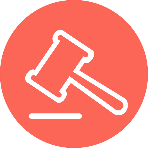 Auction, Hammer, Htaccess Icon With Png And Vector Format For Free