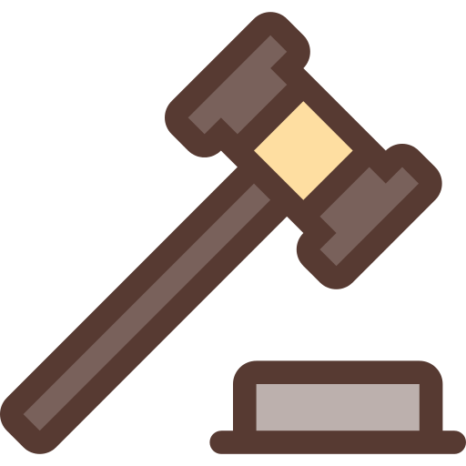 Auction Law Png Icon