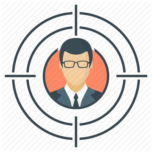 Audience, Goal, Marketing, Target, Target Audience Icon