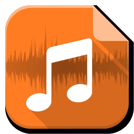 Apps Audio Icon Flatwoken Iconset Alecive