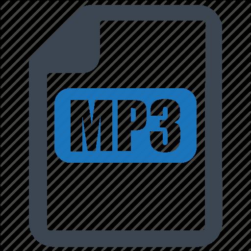 Audio, File, Format, Icon