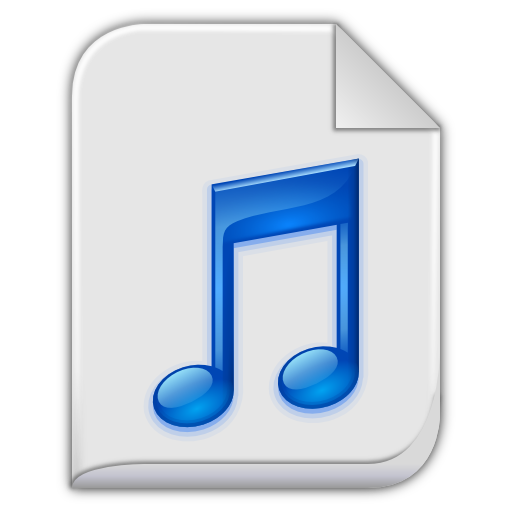 Audio X Generic Icon Free Download As Png And Icon Easy