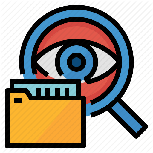 Audit, Audition, Business, Document, Inspector Icon