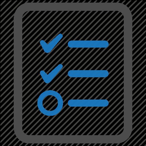 Audit, Exam, Pen, Tests Icon