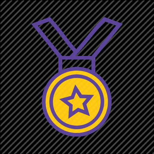 Acheivement, Award, Medal, Star, Winner, Winning Medal Icon