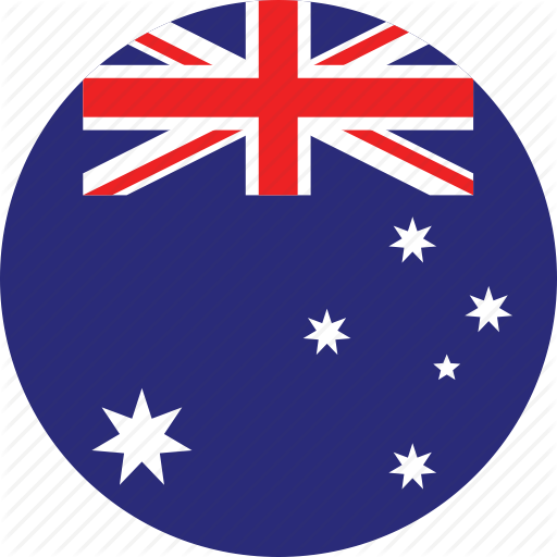 Australia, Australia Flag, Circle, Circular, Country, Flag, Flag