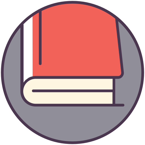 Author, Books, Read, Pages, Book, Library Icon