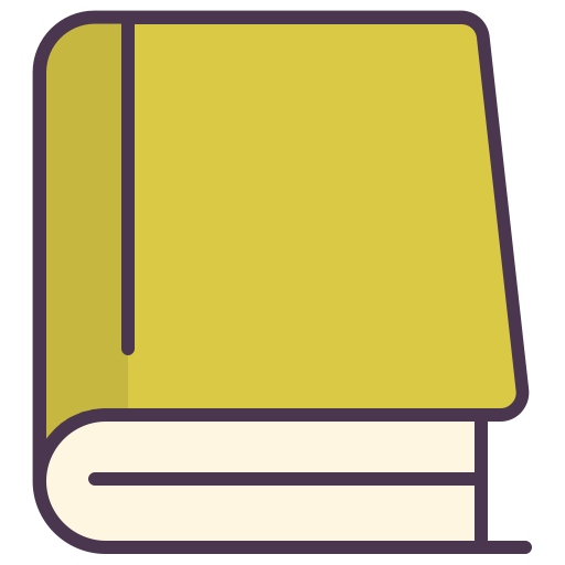 Pages, Library, Book, Read, Books, Author Icon