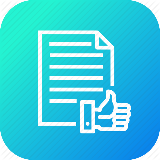 Authorization, Certificate, Premium, Quality, Resume, Shortlisted Icon