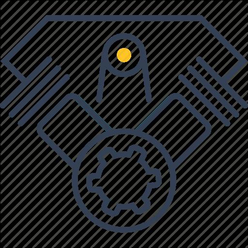 Auto, Service, Specific Icon