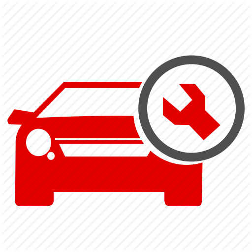 Icon Service Car Free Png