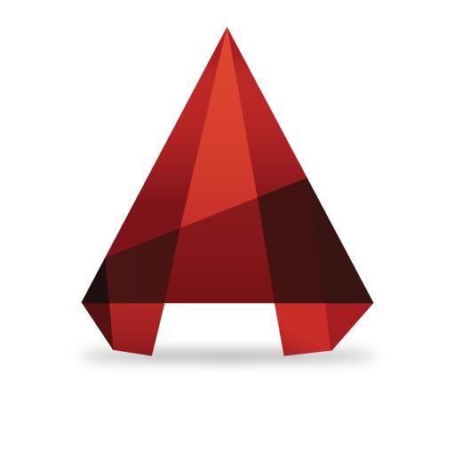Autocad Logo Vector
