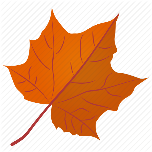 Autumn Leaf, Foliage, Leaf In Fall, Maple Leaf, Sugar Maple Icon