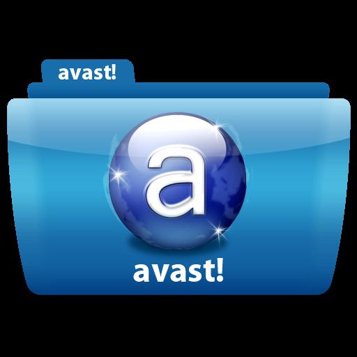 Avast, Folder, Icon Free Of Colorflow Icons
