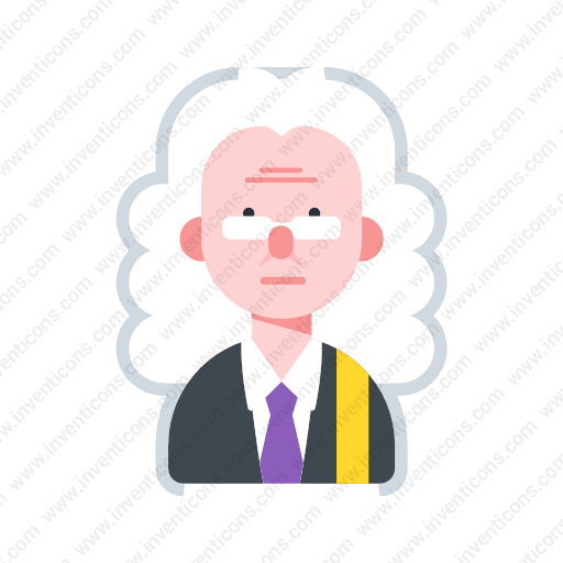 Download Avatar Judge,avatar,judge Icon Inventicons