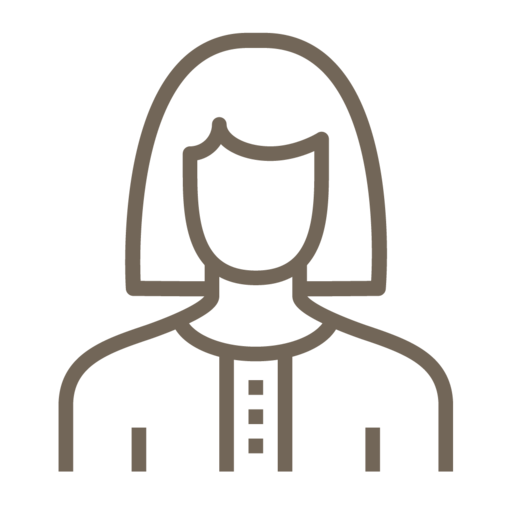 Female, Woman, Avatar, User, Person, People Icon Free Of Line