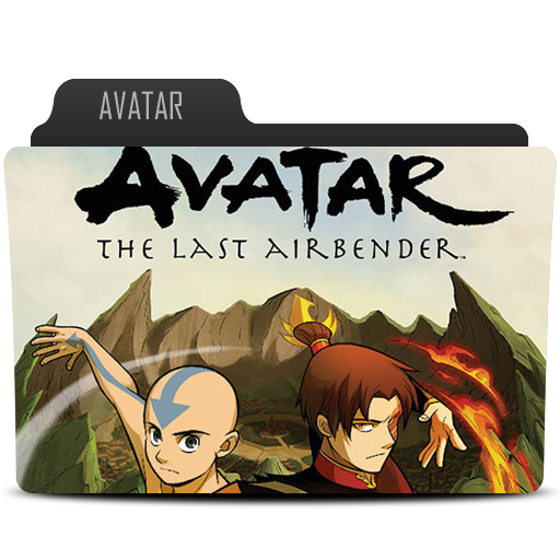 Avatar The Last Airbender Folder Icon Zilly Icon