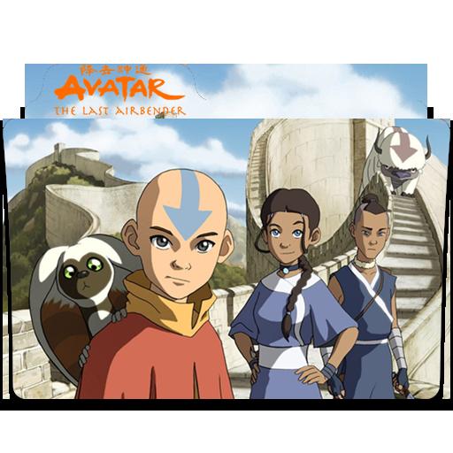 Avatar The Last Airbender Folder Icon