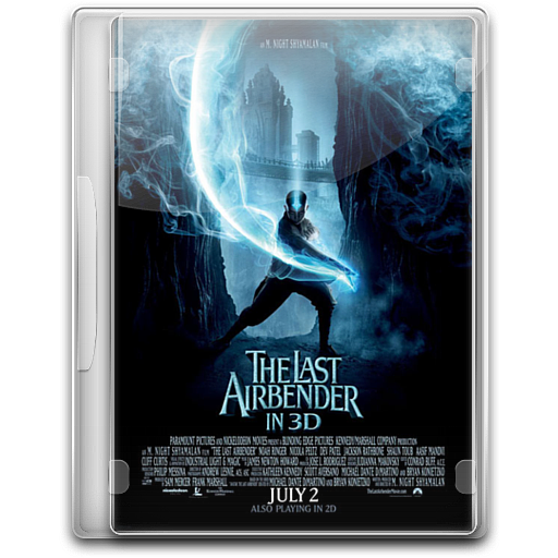 The Last Airbender Icon English Movies Iconset Danzakuduro
