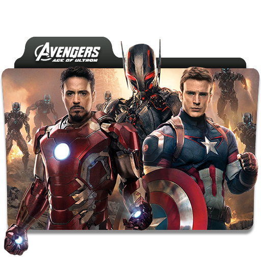 Avengers Folder Icon Images