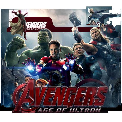 Avenger Age Of Ultron Folder Icon