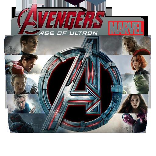 Avengers Age Of Ultron Folder Icon