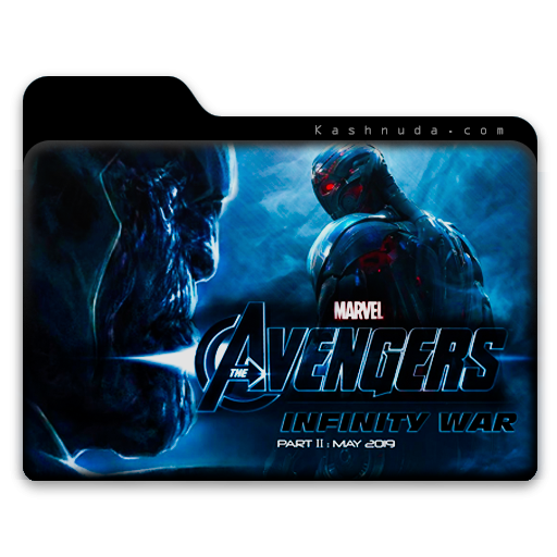 Custom Icon Set For Marvel Cinematic Universe Movie Collection