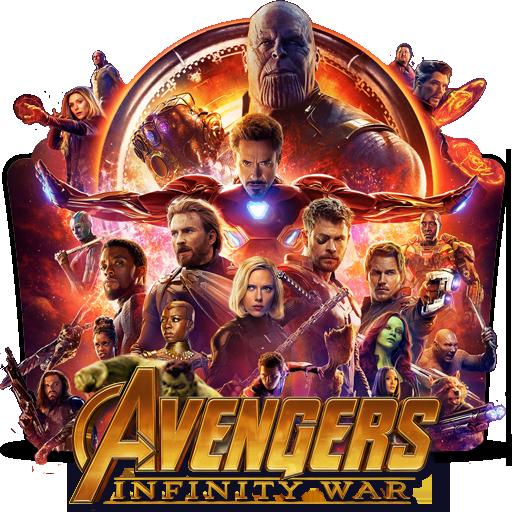 Folder Icon Marvel Infinity War