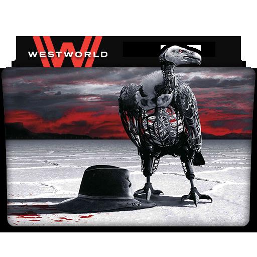 Folder Icons Folder Icon, Westworld Tv