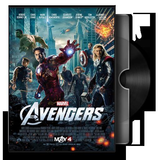 The Avengers Folder Icon