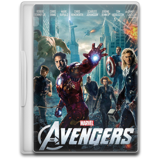 The Avengers Icon Movie Mega Pack Iconset