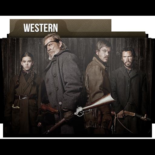Western Folder Icon