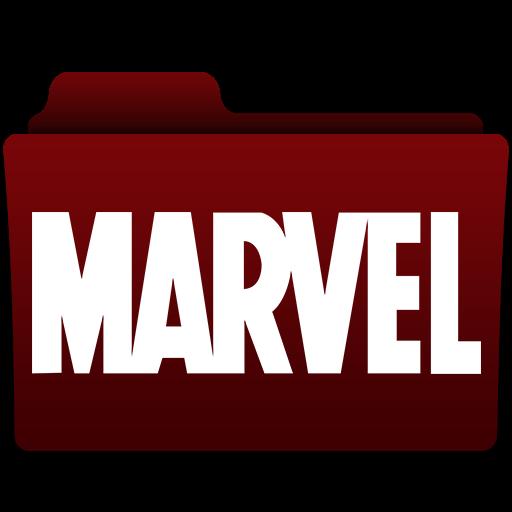 Marvel, Folder Icon Free Of Comic Publisher Folder Icons