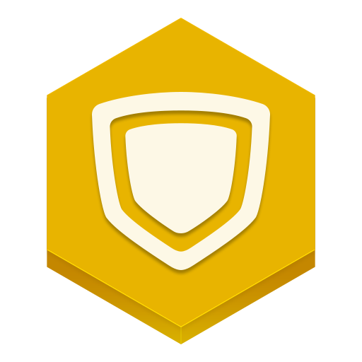 Antivirus Icon Hex Iconset