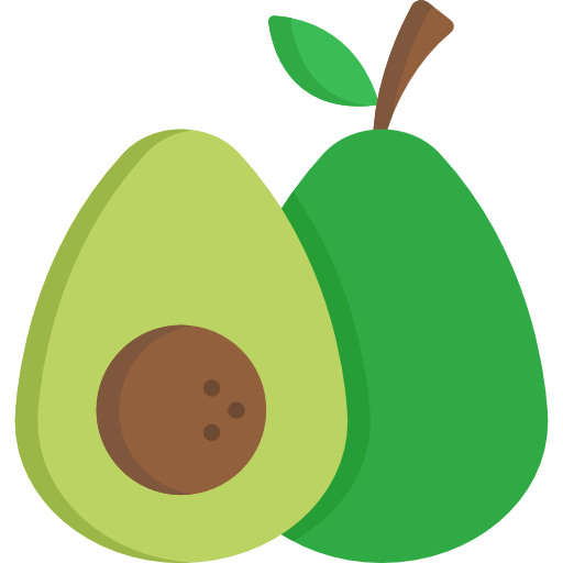 Avocado Free Vector Icons Designed