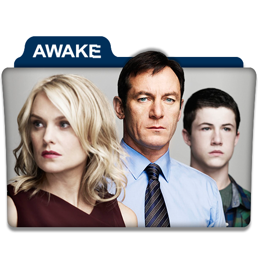 Awake Tv Series Folder Icon