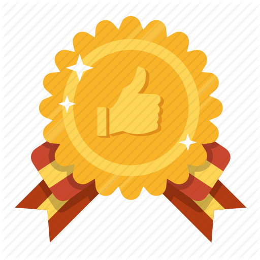 Award, Favorite, Gold, Golden, Like, Prize, Social Award Icon
