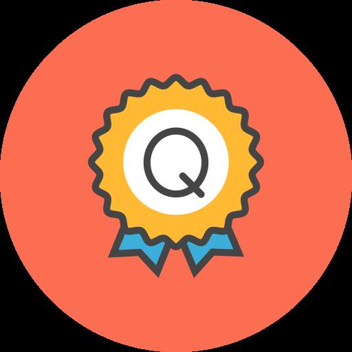 Quality, Award Icon Free Of Flat Line Ecommerce