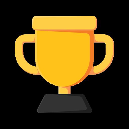 Trophy, Winner, Award Icon Free Of Education