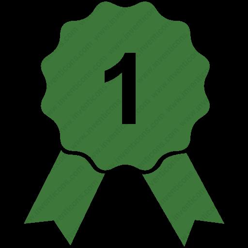 Download Achievement,award,medal,ribbon,badge Icon Inventicons