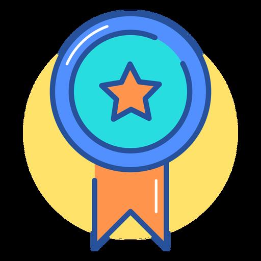 Gaming Award Ribbon Icon
