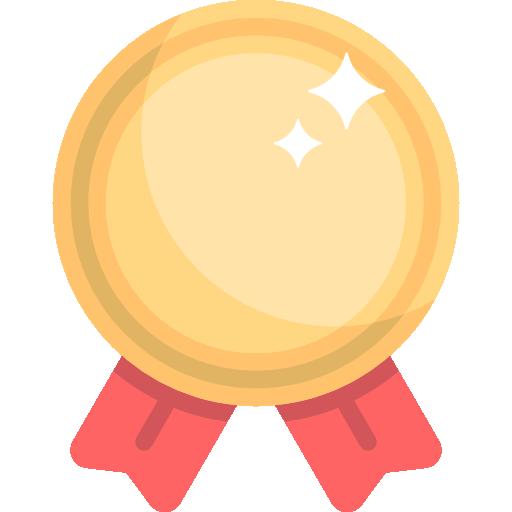 Medals, Medal, Prize, Awards, Symbol, Shapes, Award, Ribbon