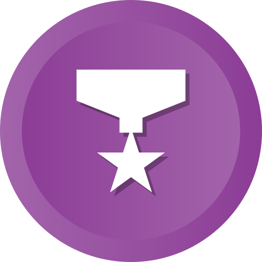 Award, Prize, Ribbon, Winner, Medal, Star Icon Free Of Ios