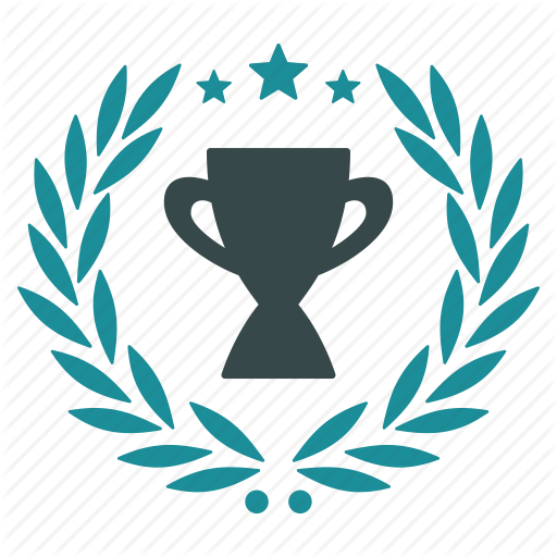 Award, Cup, Glory, Honor, Prize, Trophy, Winner Icon