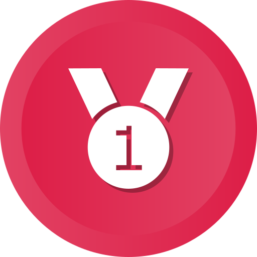 Award, Prize, Ribbon, Medal, Winner Icon Free Of Ios Web User